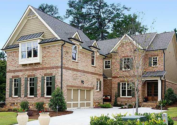 Estate House In Vinings