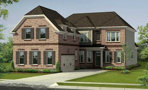 Vinings Orchard Estate Homes In Cobb County GA