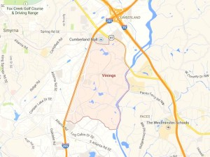Real Estate In The City Of Vinings GA Listed As Atlanta-Why?